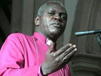 архиепископ Йоркский Джон Сентаму