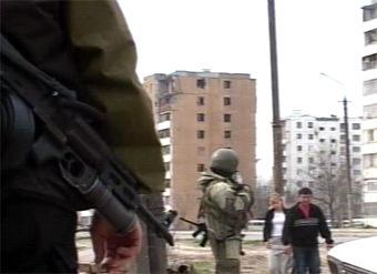 В Грозном задержали действующего боевика