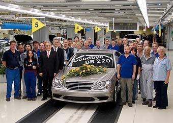 Фото компании Mercedes-Benz