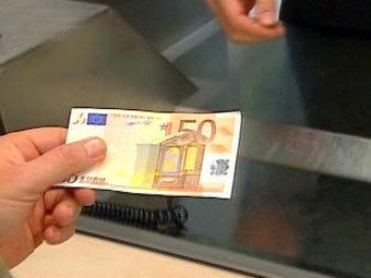 Курс евро на торгах