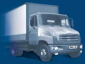 Автомобиль ЗИЛ, фото с официального