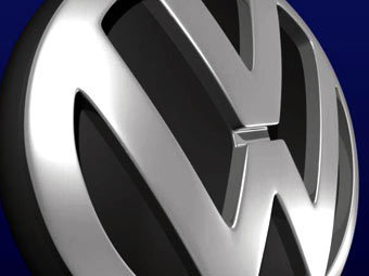 VW. Логотип с официального сайта Volkswagen