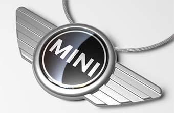 Логотип марки Mini