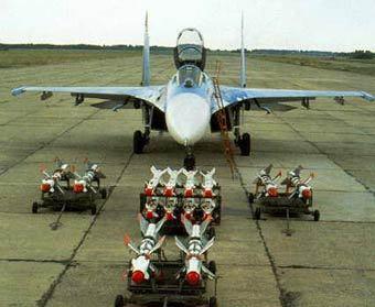 ...приобрести истребители Су-27 и перехватчики МиГ-31Э у России.