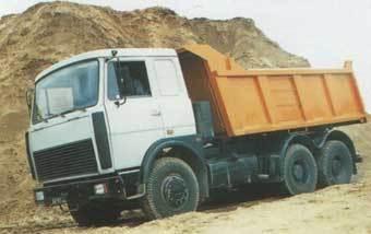 Автомодельное бюро: МАЗ-5516