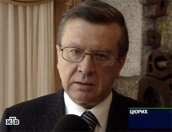 Глава Федеральной службы по финансовому мониторингу Виктор Зубков. Кадр НТВ