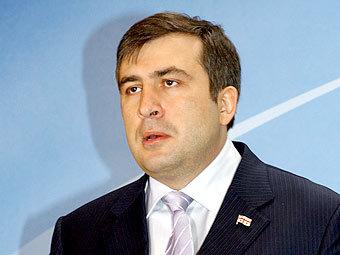 Президент Грузии Михаил Саакашвили. Фото с сайта nato.int