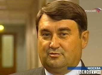 Министр транспорта Игорь Левитин, кадр ТК