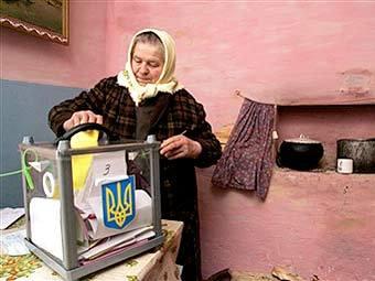 в преддверии парламентских выборов, намеченных на Украине