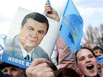 Янукович продолжит блокировать парламент