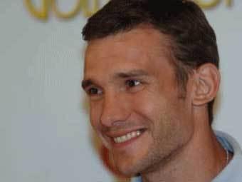 Газзаев хочет Андрея Шевченко