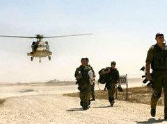 Израильские войска в секторе Газа. Фото AFP