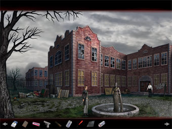 Скриншот игры Restless