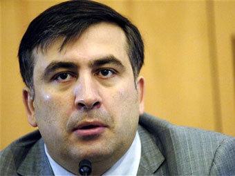 Михаил Саакашвили. Фото AFP
