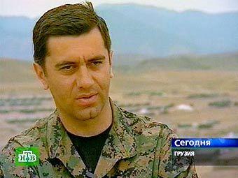 Ираклий Окруашвили. Кадр телеканала НТВ, архив