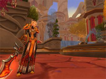 Скриншот игры World of Warcraft