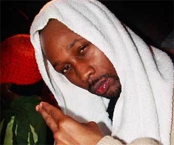 Рэппер RZA. Фото http://www.hiphopinjesmoel.com