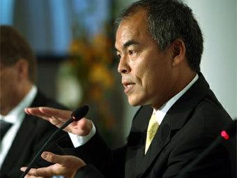 Сюдзи Накамура. Фото AFP