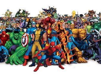 Персонажи комиксов Marvel