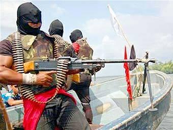 Пираты захватили греческий танкер у берегов Того