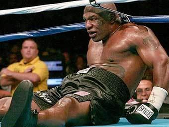 Майк Тайсон в н. Майк Тайсон / Mike Tyson.