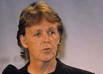 Фотография Пол Маккартни (photo Paul McCartney)