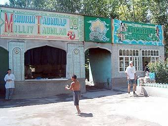 ...магазинам Узбекистана запретят продавать спиртные напитки.