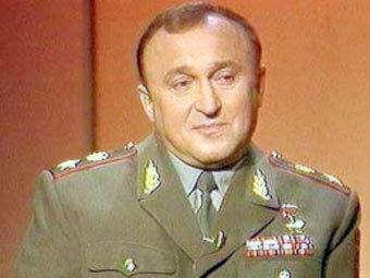 Павел Грачев. Кадр телеканала НТВ, архив