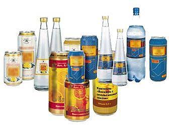 ...позволяют производителям слабоалкогольных коктейлей только частично...