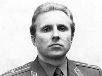 Алексей Пичугин на фото из семейного архива.