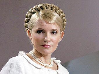 Тимошенко оправдалась за провал в первом туре