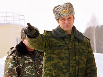 Александр Колмаков. Фото министерства обороны РФ