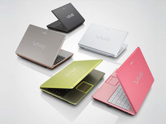 ...said Mike Abary, vice president of Vaio product marketing for Sony...