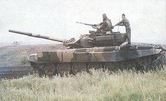 ... боевого танка Т-90 Классификация основной...