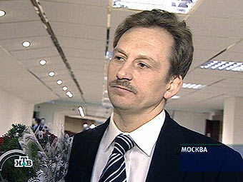 Аудитор Валерий Горегляд. Кадр телеканала НТВ