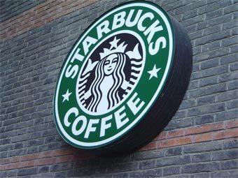 Вывеска Starbucks, фото с сайта home.wangjianshuo.com
