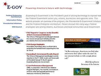 Электронные правительства