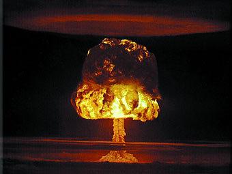 Ядерный гриб. Фото с сайта mda.mil