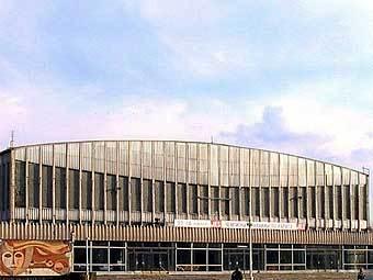 Ледовый дворец спорта в Северодонецке. Фото с сайта sed.lg.ua