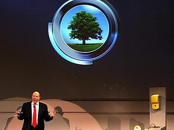 Крупнейшую компьютерную выставку мира открыл глава Microsoft