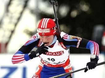 Светлана Слепцова выиграла последний биатлонный спринт сезона