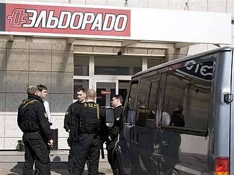обыски в Эльдорадо