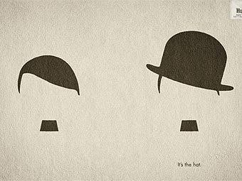 Немецкая компания использовала Гитлера для рекламы шляп