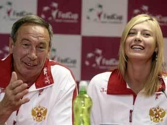 Тарпищев назвал состав сборной России по теннису на Олимпиаду-2008
