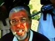 """Тарик Азизуддин в плену у Талибов. Кадр телеканала """"Аль Арабия"""", переданный по каналам AFP"""