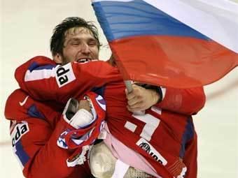 Россия-чемпион мира 2008!