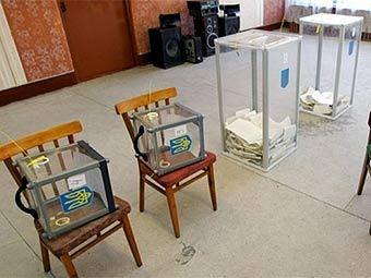 Граждане РОССИИ и США голосовали на выборах президента Украины.