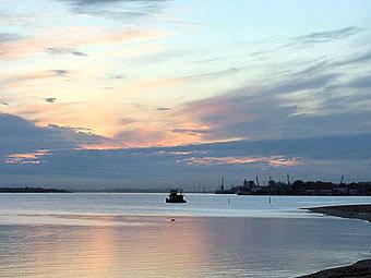 Река Северная Двина Заметное влияние