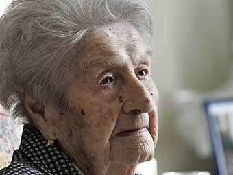 Старейшая жительница Франции скончалась на 113-м году жизни