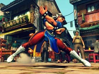 Журналисты узнали примерную дату выхода Street Fighter IV